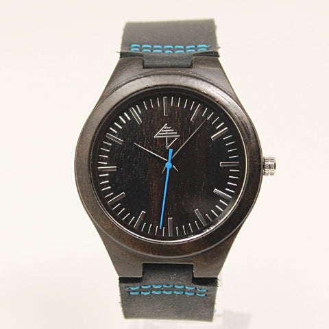 Fortuna wood watch