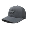 Travis Mathew - Win Well Wolf Widder Cap Grey - Win Well Tennis