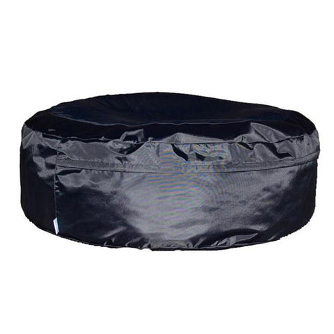 Adult  360°  Black Stretch Beanbag