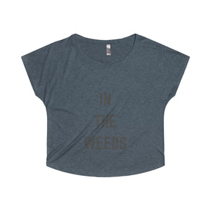 In the Weeds Drapey Tee