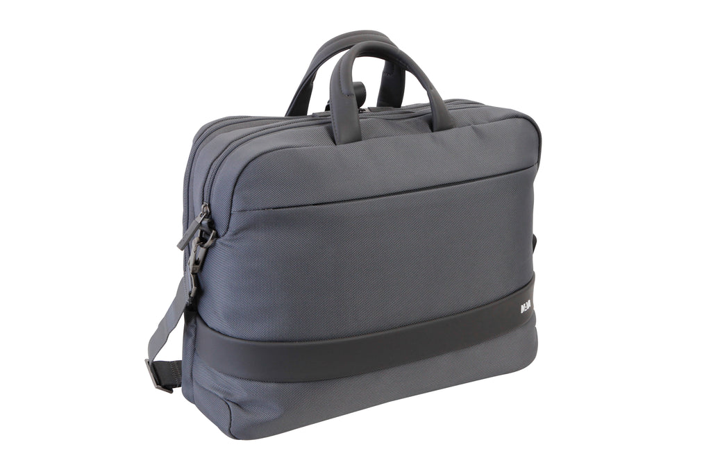 Easy plus brief/backpack dark grey