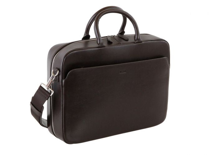 Milano Briefcase medium chocolate