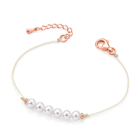 Friendship Bracelet (apricot)
