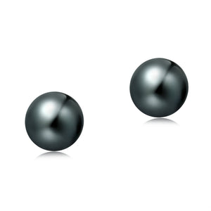 4-4.5mm Freshwater Pearl Earrings (Round Shape) - Woment Designer Jewelry