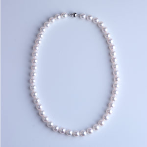 Japan Akoya Pearl Necklace 8.5-9mm