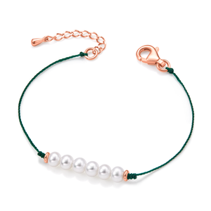 Friendship Bracelet (forrest green)