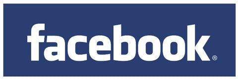 Facebook Mini Decal