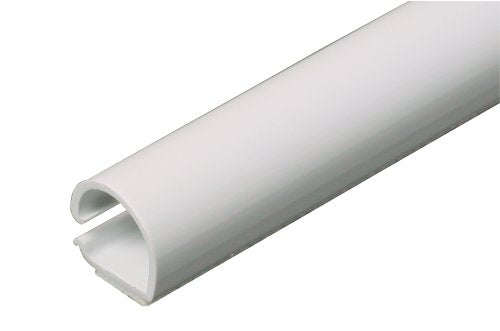 Wiremold® C10 CordMate® Channel Cord Cover, 5', White