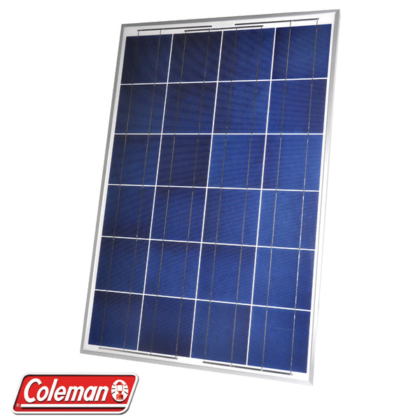 Coleman® 38100 High Performance Crystalline Solar Panel, 100 Watt