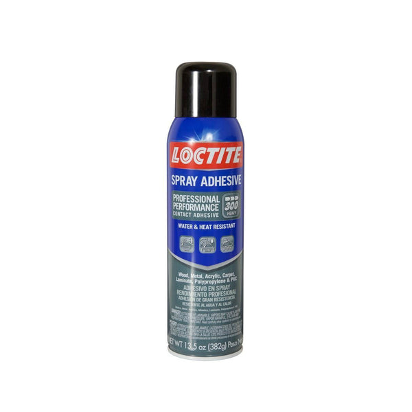 Loctite 2267077 Professional Performance Spray Adhesive, Clear, 13.5 Oz