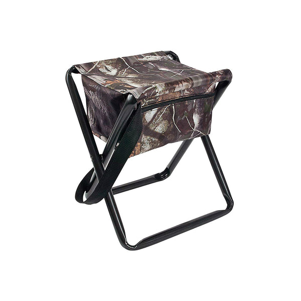 Allen 5853 Collapsible Folding Stool with Tripod Legs