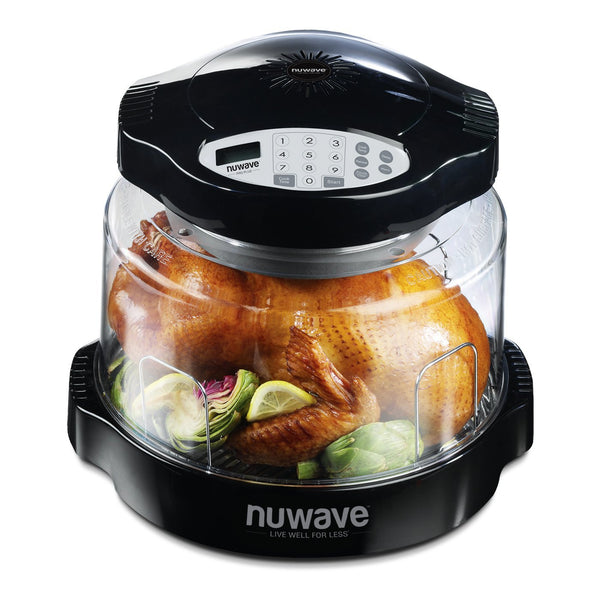 NuWave 20631 Pro Plus Digital Infrared Countertop Oven, 10 Lb, 1500W