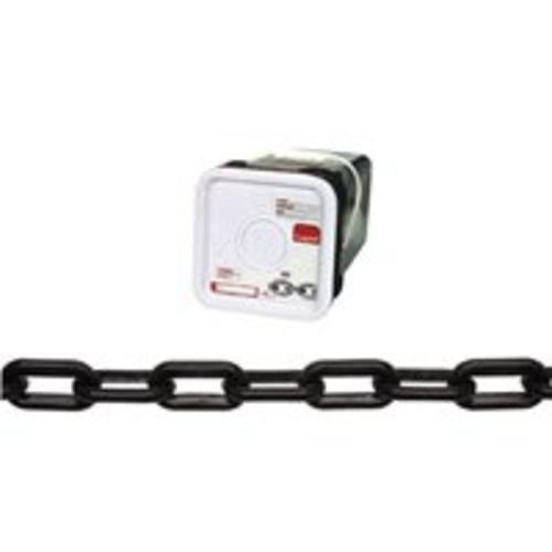 Campbell Chain 099-0856 Black Plastic Chain, 138'