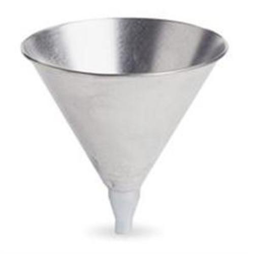 Plews 75-003 Steel Funnel Galvanized, 2 Qt.