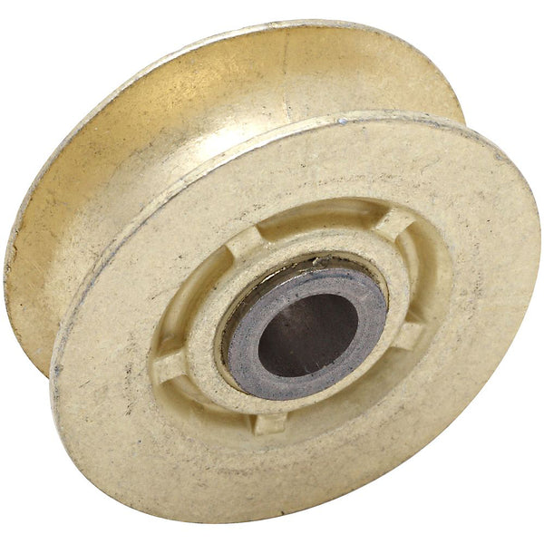 "National Hardware N245-886 Pulley Sheave Assembly, 1-1/2"", Zinc Plated"