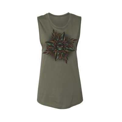 Durant Eye Women's Muscle Tank