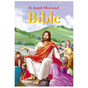 St. Joseph Illustrated Bible