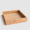 Cork desk accessories, cool stationery, Milligram NZ, cool cork, desk tidy, desk organiser