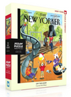 New Yorker Puzzle, Off the Leash, Dogs, 1000 piece, NZ