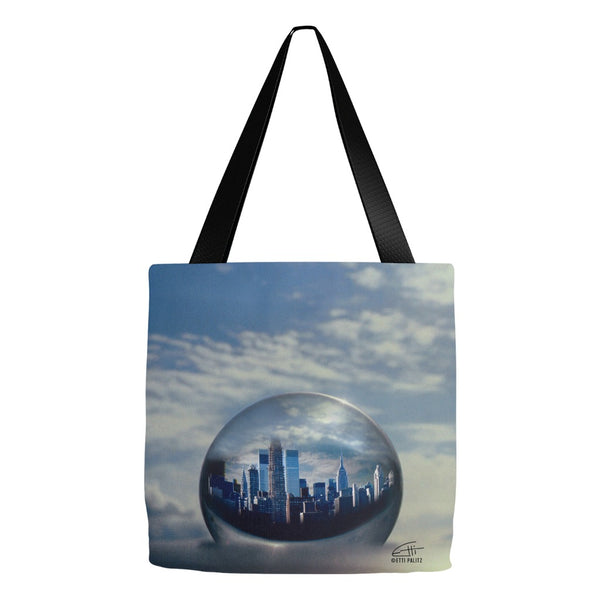 In love with New York 'Planet NY' Tote Bag