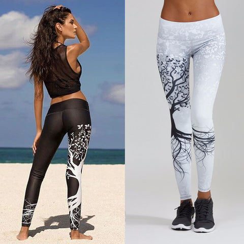Women Skinny Ripped Pants Leggings High Waist Stretch Slim Pencil Cropped Ninth Trousers