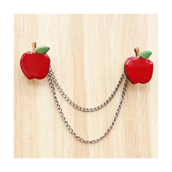 red apple cardigan clips NZ