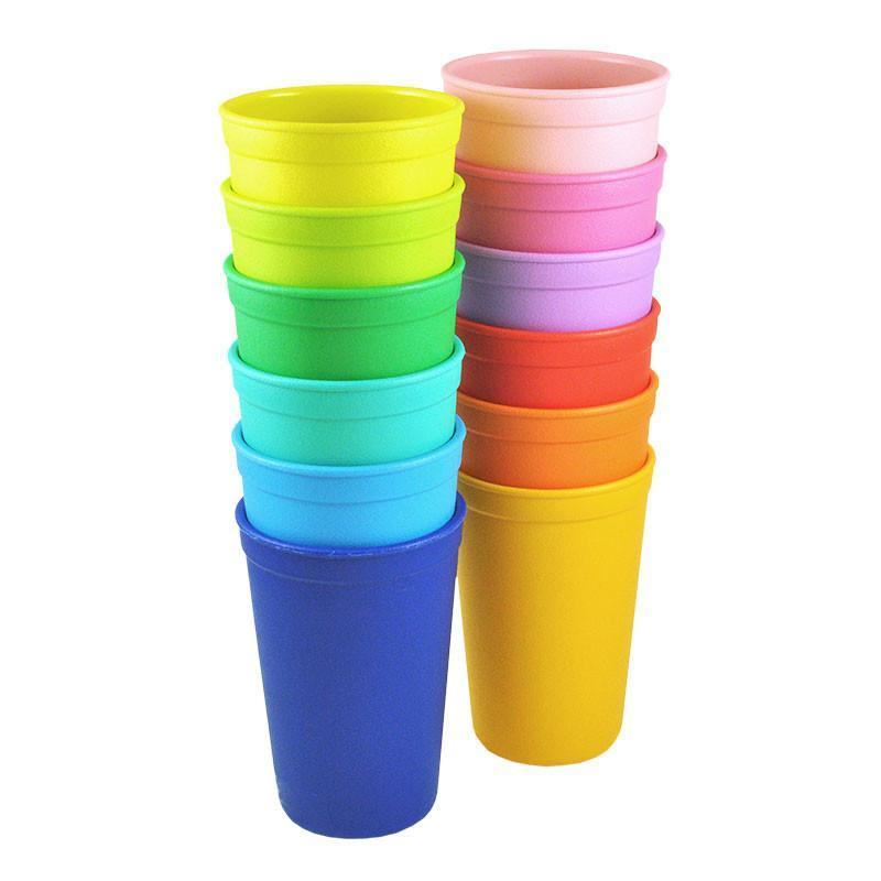 Re-Play Tumbler Cup Set - 12 Colour Rainbow