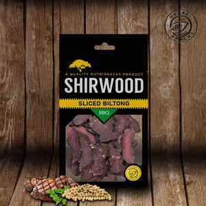 Shirwood BBQ Sliced Biltong 50g