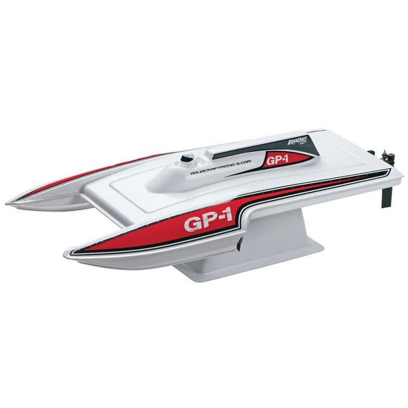 Aquacraft GP-1 Mini 3S Ultra Hydroplane Electric RTR Radio Remote Control RC Boat with Tactic TTX300 2.4GHz Transmitter