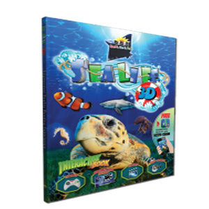 SeaLife 3D Interactive Book with Augmented Reality App