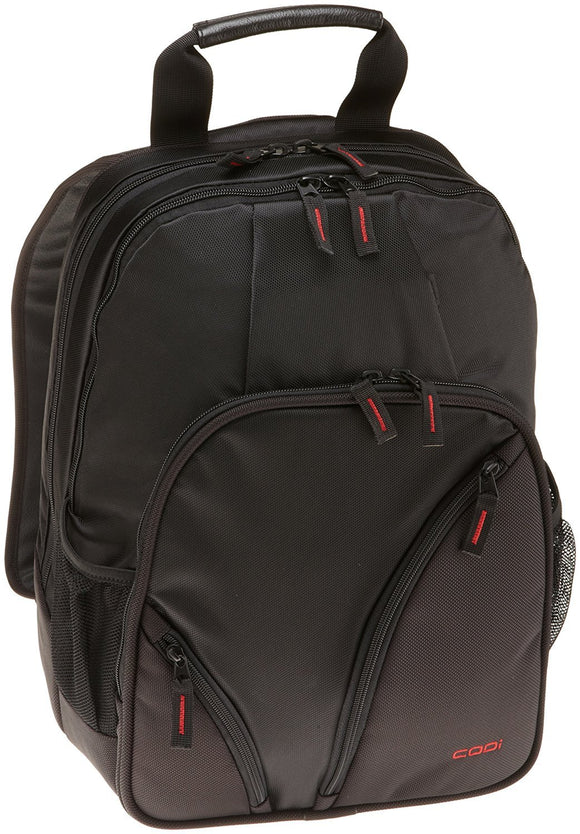 CODi Tri-Pack Ballistic Backpack for Laptops Up To 15.6 inch