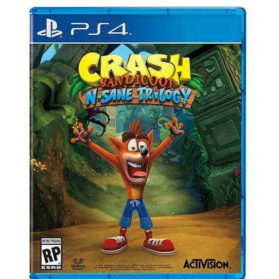 Crash N. Sane Trilogy Ps4