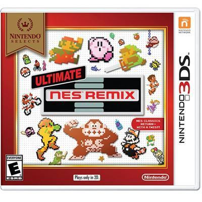Nintendo Ultimatenes Remix 3ds