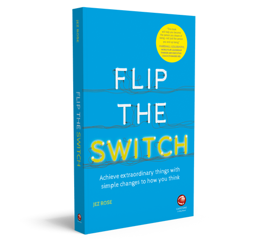 Flip the Switch - exclusive signed copy
