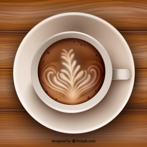 Coffee Stencils (Set of 16) - Mistics