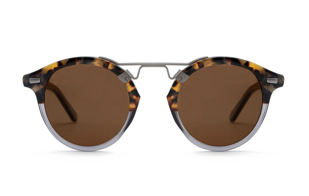 St. Louis - Blonde Tortoise to Ash Polarized