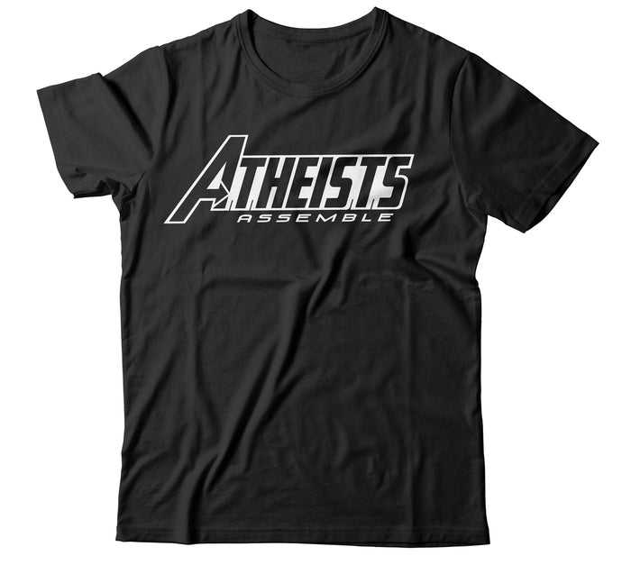 ATHEISTS ASSEMBLE - Faithless Mortal Clothing