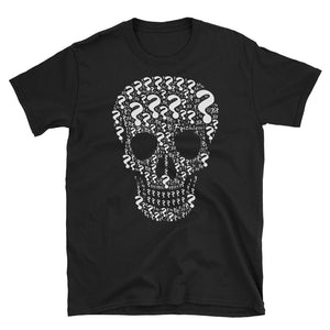 FAITHLESS MORTALITY Logo Atheist T-Shirt - Faithless Mortal Clothing