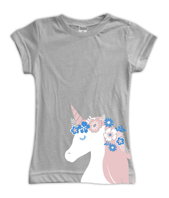 Unicorn Profile Fitted Tee