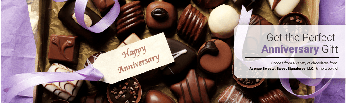 Anniversary Chocolates and Gifts