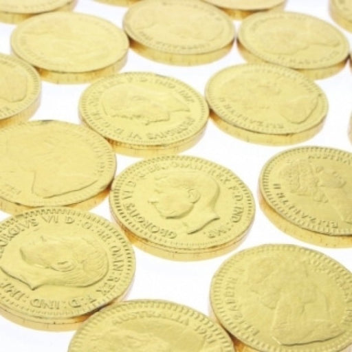 Gold Chocolate Coins 'Pack Of 120'