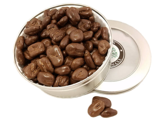 Milk Chocolate Pecan Gift Tin 16 oz