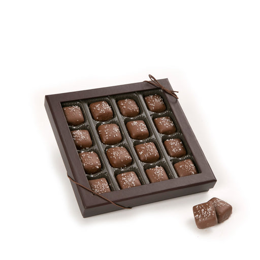 16 Piece Assorted Sea Salt Caramels