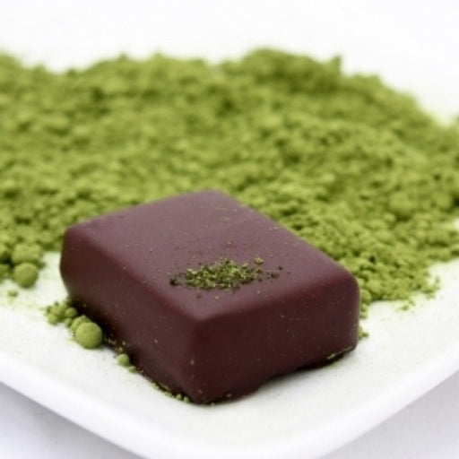 nicobella Truffle 6 Piece Ginger Green Tea