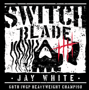 Jay White 'IWGP Champion' T-Shirt