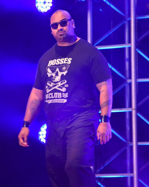 The Underboss - Toks Fale 'Bosses Club' T-Shirt