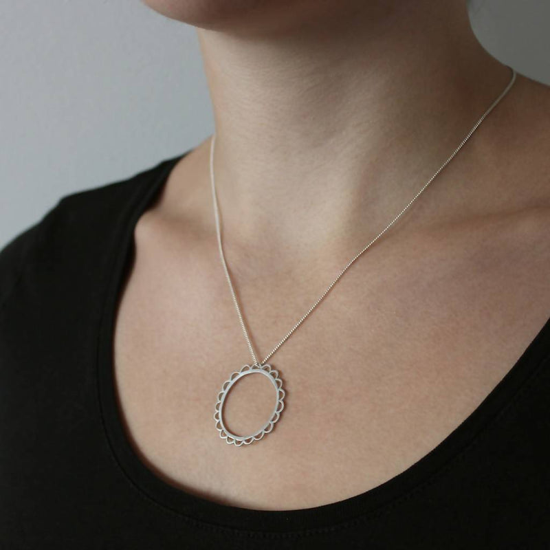 Olive Necklace – 18ct Gold Plate or SIlver