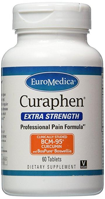 Curaphen Extra Strength - 60 Tablets