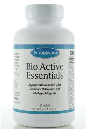 Bio Active Essentials - 60 Tablets