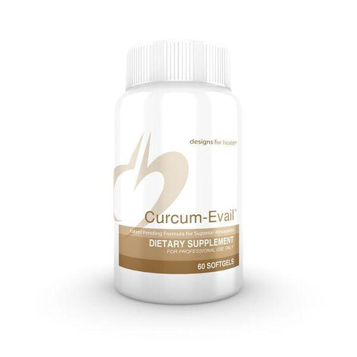 Curcum-Evail - 60 Softgels
